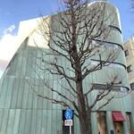 プラネタリウム BAR - フランス人のデザイナーフィリップスタルクさんがデザインしたビルの最上階にあります。