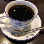 若葉珈琲 - ドリンク写真:ホットコーヒー