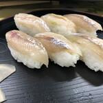 カネダイ大野商店 - ししゃも寿司