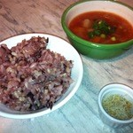 AGRI - ご飯と汁物