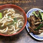 老牌牛肉拉麵大王 - 排骨拉麺@80元