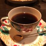 横濱屋 - セットのコーヒー