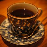 椿サロンsapporo - 1日限定10杯。白樺の樹液で淹れたコーヒー