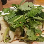 香家 - パクチー水餃子