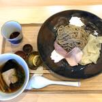 らぁ麺 飯田商店 - 「つけ麺 醤油」1500円