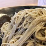 らぁ麺 飯田商店 - 蕎麦の様な自家製麺
