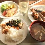橋立ベイホテル - 料理写真:朝食ビュッフェ