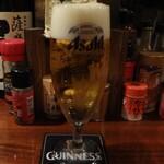 DOZI - 生ビール×3