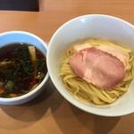 らぁ麺 はやし田 - つけ麺(850円)