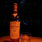 プラネタリウム BAR - マッカラン12年