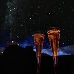 プラネタリウム BAR - シャンパン