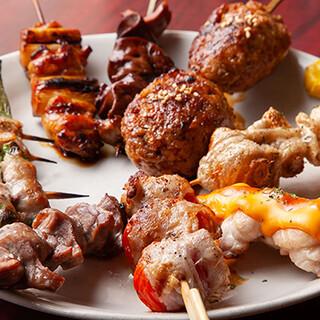 高鮮度・高品質な美味しい鶏肉を使った多彩な逸品をどうぞ