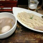 IBUKI -つけめんDINING- - 特製つけ麺(並)