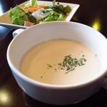 ウメチ - カリフラワーのスープ