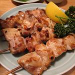 川﨑 - もも肉の塩焼き