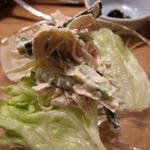 川﨑 - とりサラダ