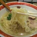 124561408 - 青竹手打ち麺最高!
