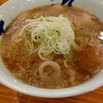 124563376 - ⚫肉そば930円……肉見えないけど(^_^;)