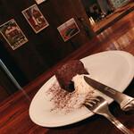 サウダージ - チョコレートケーキ