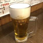 しぞ~か - 生ビール