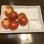 しぞ~か - レッドオーレトマト