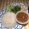 ティーヌン - 料理写真:チキンライス