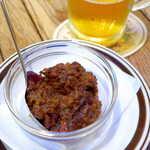 124568037 - チリ・コン・カーン(¥395)。非常に肉肉しく、ピリ辛で味わい深く、充実した食べ応え!