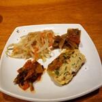 王十里 サランチェ - 前菜