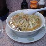 12457097 - 基本メニューの味噌タンメン
