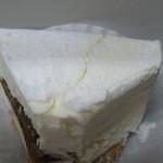 レティシア - 粉糖は厚さ1ミリ強の板状です