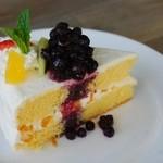 バーフォード - ショートケーキ