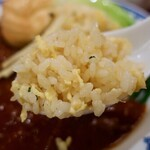 Chuugokuryourisui - 翠式咖喱炒飯(800円)