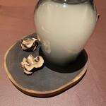 ラルドワーズ - 椎茸の燻製