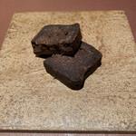 ラルドワーズ - チョコのデザート