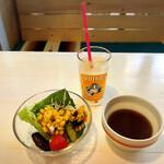 オレンジカウンティダイナー - 時間無制限で食べ放題、飲み放題