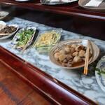 Hakuraitei - お惣菜
