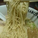 ちゃぶ屋 とんこつ らぁ麺 CHABUTON -