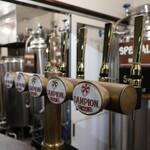 浅草ビール工房 - タップは5つ。