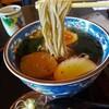 Maruhana - 料理写真:たぬき蕎麦リフト図