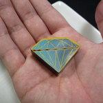 デルレイ - ☆ダイヤモンドのカタチが胸キュンですね☆