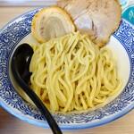 NOROSHI - 【2020.2.1(土)】つけめん(並盛・200g)850円+狼煙特製トッピング350円の麺