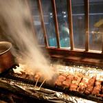 六本木鶫 - 絶品串焼き