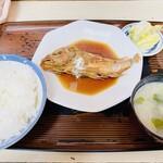 ますみ食堂 - 料理写真:カサゴ煮定食
