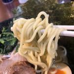 源泉 - 麺リフト〜!