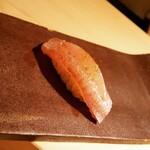 鮨 あい澤 - 春子鯛