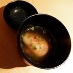鮨 あい澤 - 真鯛の焼き浸し (愛媛産)