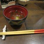 泡盛と沖縄料理 Aサインバー - お通し