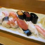 いさみ寿司 - 知床にぎり