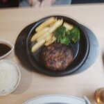 Ajisuteki - ハンバーグステーキ