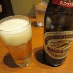 124610760 - 瓶ビール